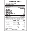 Muscle Core™ ISO-WHEY Vanilla Nutrition Facts, 77 Servings