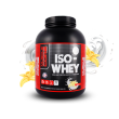 Muscle Core™ ISO-WHEY Vanilla, 77 Servings