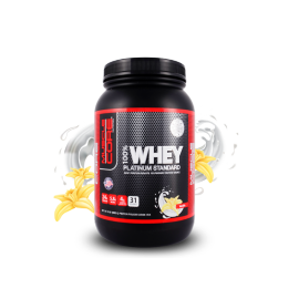 Muscle Core™ 100% Whey Platinum Standard Vanilla, 31 Servings