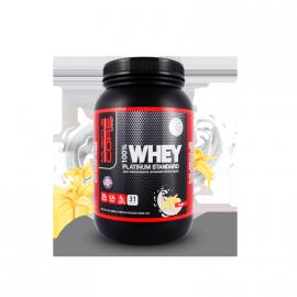 Muscle Core™ 100% Whey Platinum Standard Vanilla, 31 Servings