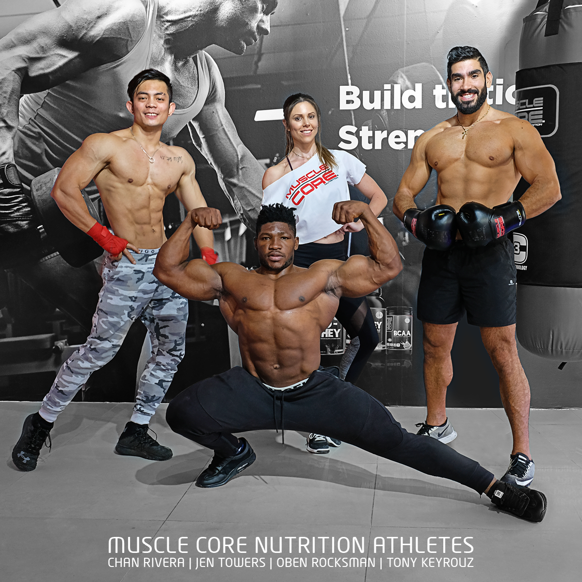 Muscle Core Athletes